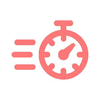 Fast auto loan icon